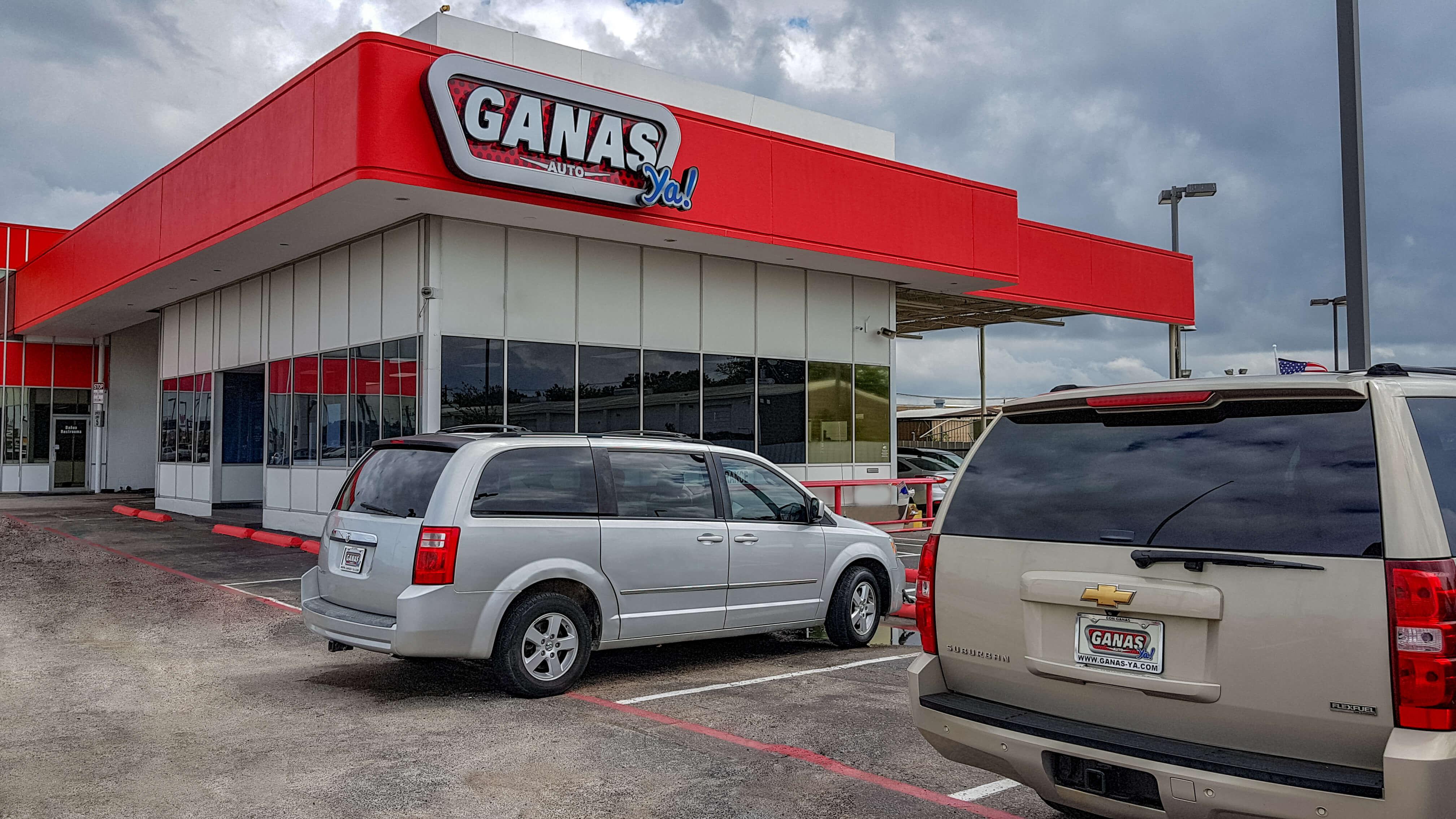 Ganas Ya Garland, Dallas